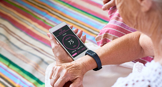 seniors and technology - Amazon Health Services - Houston, TX & Dallas, TX